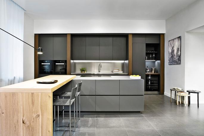 . . and visible. Hub Kitchens specialises in creating minimalist kitchens, from £20,000